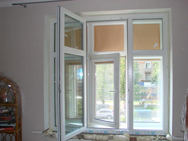 Накладные окна