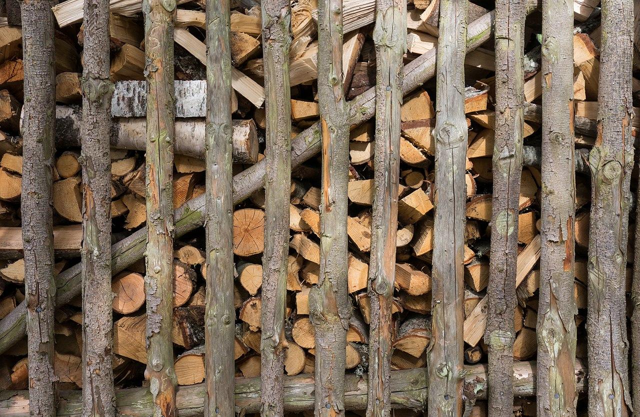 Продажа дров в Свердловской области с доставкой - щебень
