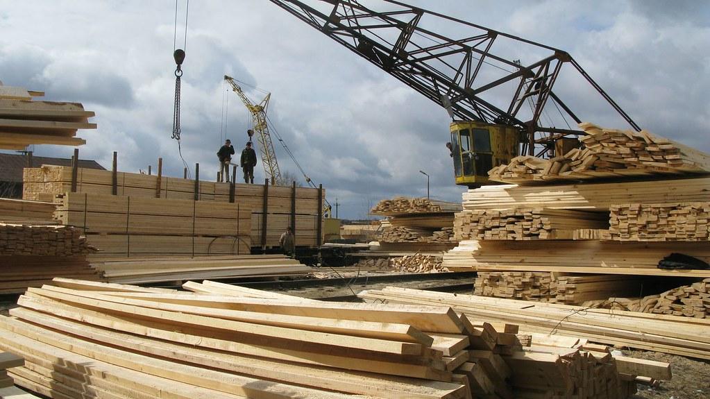 Технологии обработки древесины