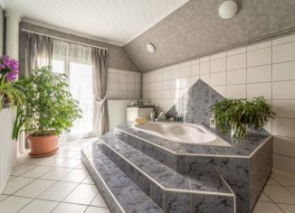 Обустройство ванной