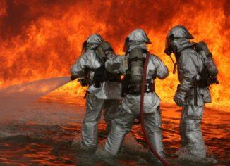 Меры предосторожности при пожаре