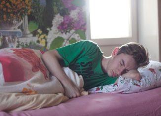 Полутораспальная кровать для подростка