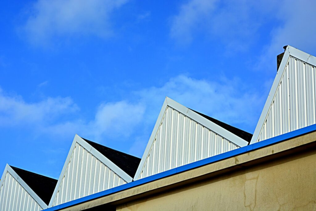 наклон крыши для дома