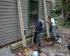 Как выполняется ремонт загородных домов